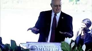 U.S. Marshals Museum Groundbreaking Ceremony