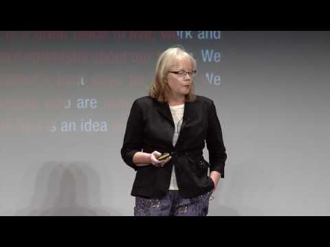 A new direction in wind energy | Dawn White | TEDxDetroit