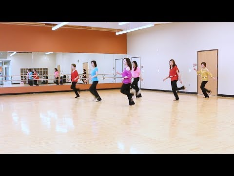 Kiss That girl Goodbye - Line Dance (Dance & Teach) Mp3