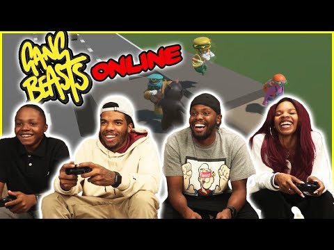 TAKING OUR TALENTS TO ONLINE SERVERS! - Gang Beasts Gameplay