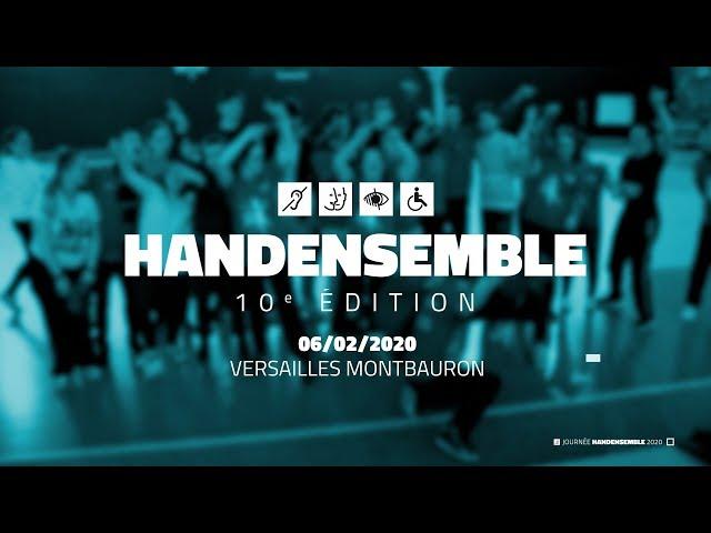 CDHBY - Handensemble 2020 - Versailles 6 Février