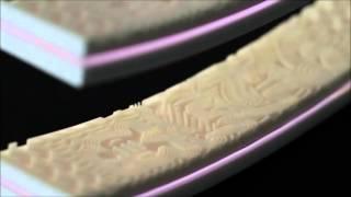 Неограниченные возможности обработки листового акрилового камня DuPont Corian(, 2014-01-31T10:53:36.000Z)