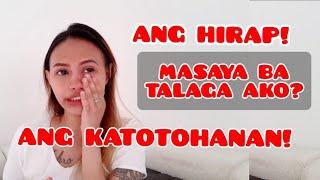 MASAYA BA TALAGA AKO SA NAPANGASAWA KO NA FOREIGNER/TURKISH? | ALAMIN | Filipina and foreigner