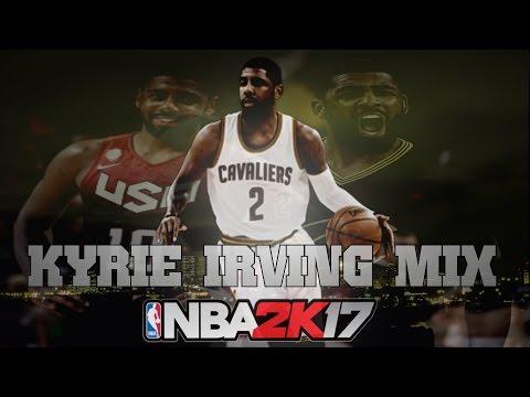 NBA 2K17 Kyrie Irving Mix (PS4)