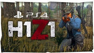 "H1Z1 PS4 Gameplay Multiplayer ""H1Z1 Funny Moments Battle Royale"" (H1Z1 Battle Royale Gameplay)"