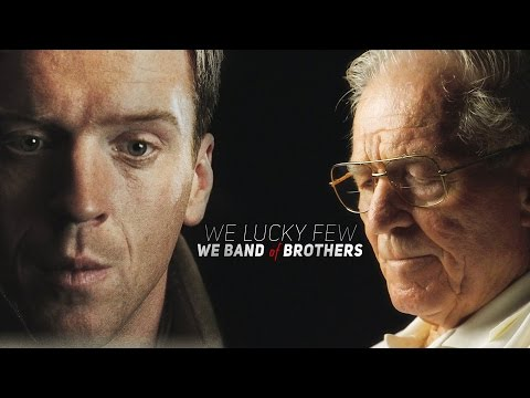 Band of Brothers    We Lucky Few