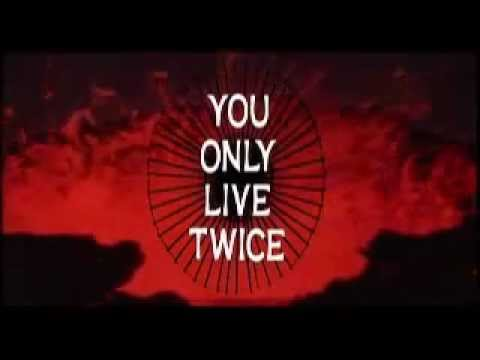 You Only Live Twice Theme Song - James Bond