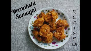 Godhumai Bonda - Healthy & Tasty Evening Snack | Chettinad Recipes