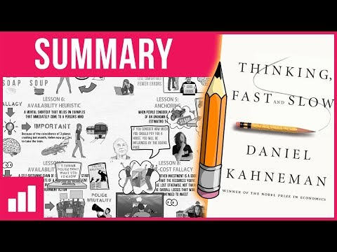 Thinking Fast and Slow by Daniel Kahneman #2 - Heuristics and Biases ► Animated Book Summary