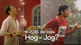 #SpotifyWrapped | Food to Fitness | Spotify India thumbnail