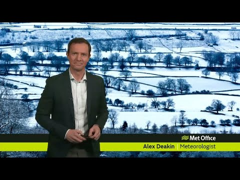 Wednesday evening forecast 30/01/2019