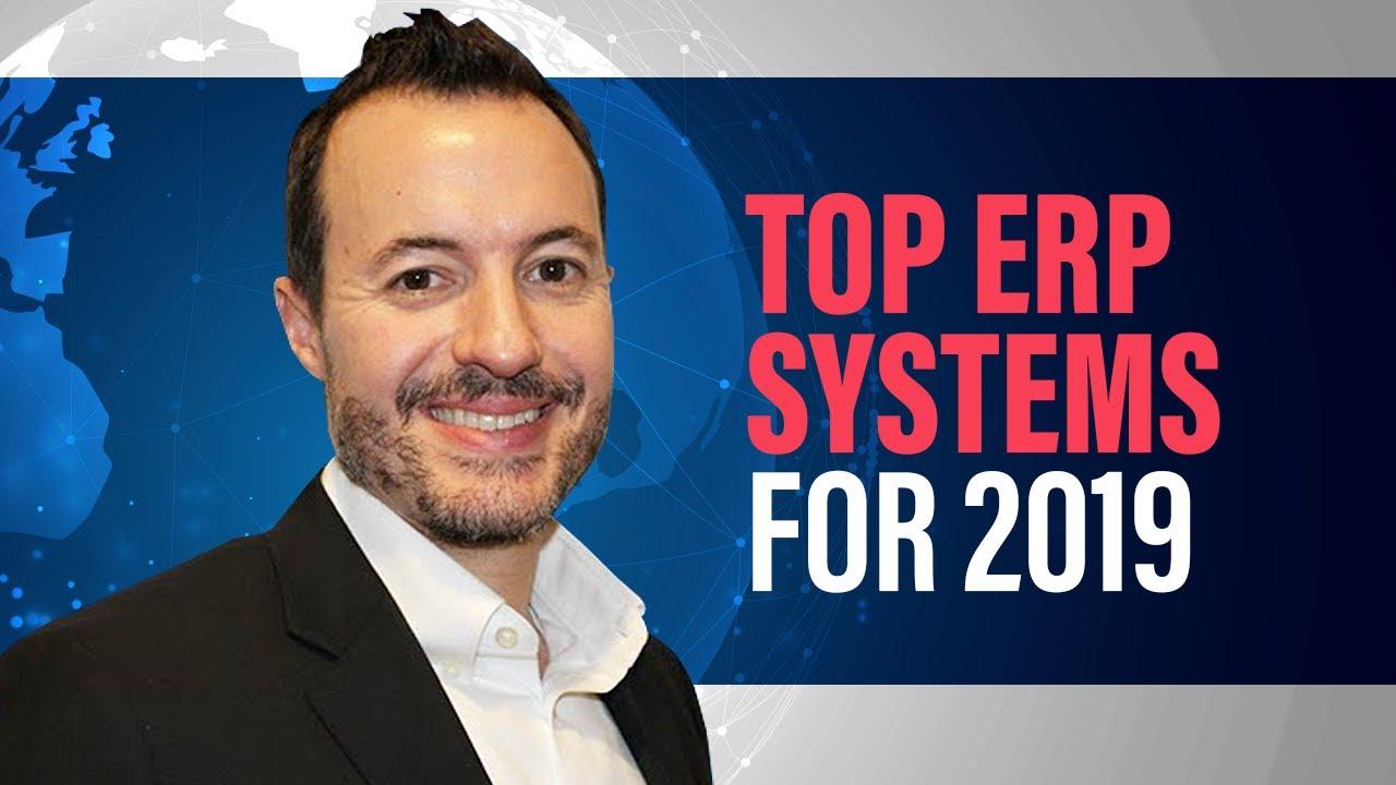 erp systemer 2019