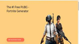 Get Free Fortnite Vbucks Generator 2019-2020