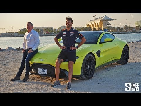 Daniel Ricciardo is Buying an Aston Martin Valkyrie! | EXPERIENCE