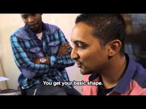 100% Youth 3 - Episode 9: Loyiso Mkize – comic book creator / painter