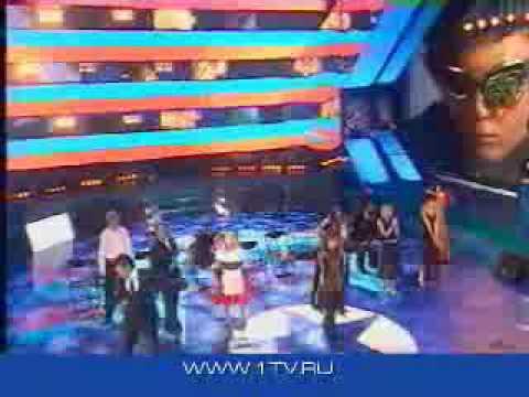 Евгений Осин& Фабрика звезд-3   Разговор со счастьем.avi