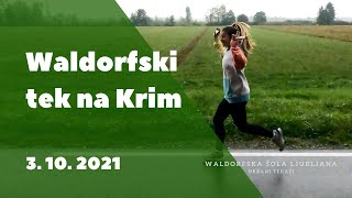 Waldorfski tek na Krim 2021