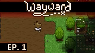 ★ Wayward gameplay - Ep 1 - Survive the first day - early access / Steam (let