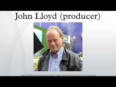 John Lloyd (producer)
