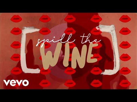 Michael Hutchence - Spill The Wine (Lyric Video)