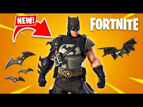 New BATMAN ZERO!! Winning in Solos! (Fortnite Season 6)