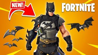 New BATMAN ZERO!! Winning in Solos! (Fortnite Season 6)
