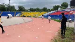 Чемпионат РК по Легкой атлетике среди паралемпйцев 2013