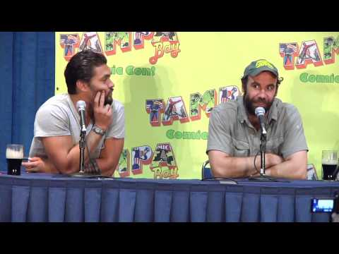 Game of Thrones Panel: Arya Stark, Drogo & the Hound!