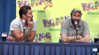 Download Game of Thrones Panel: Arya Stark, Drogo & the Hound! Mp3 and Videos