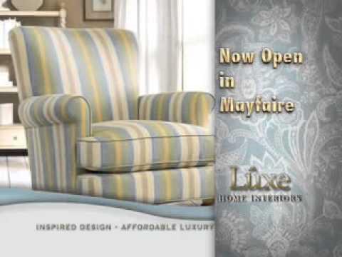"Luxe Home Interiors - ""Generic"" - TV Spot (1)"