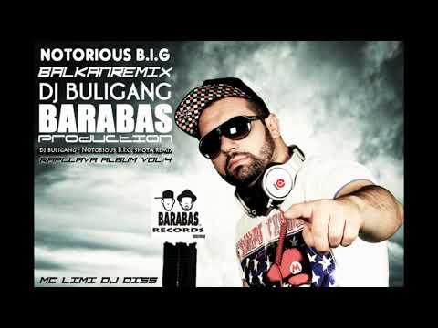 Dj BuliGang - Notorious B.I.G. Shota Remix BALKNAREMIX