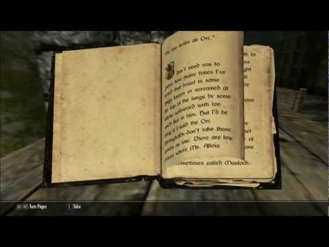 Let's Read The Code of Malacath (Let's Read The Books of Skyrim, Book 126)