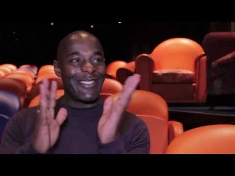 Paterson Joseph: 'I'd love to reprise Johnson on the final Peep '
