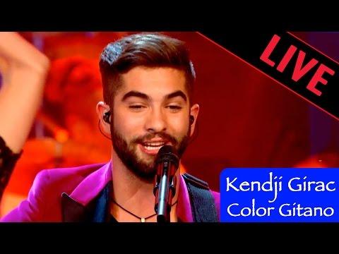 Kendji Girac - Color Gitano & Bamboleo / Live dans les années bonheur
