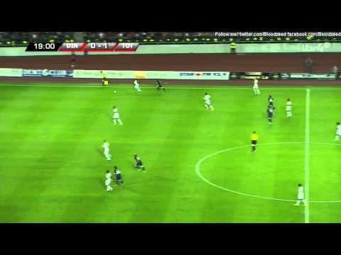 Dinamo Tbilisi-Tottenham 1st Half