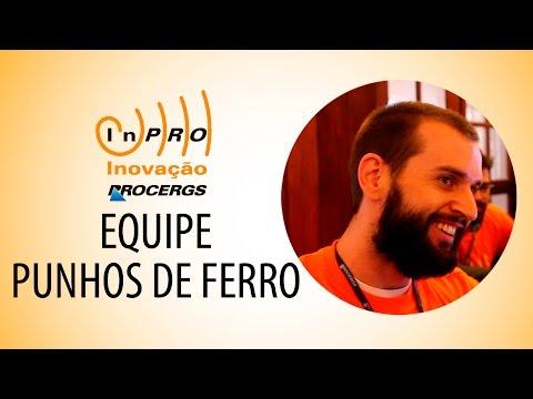 """1º Desafio de Inovação - Equipe """"Punhos de Ferro"""""""
