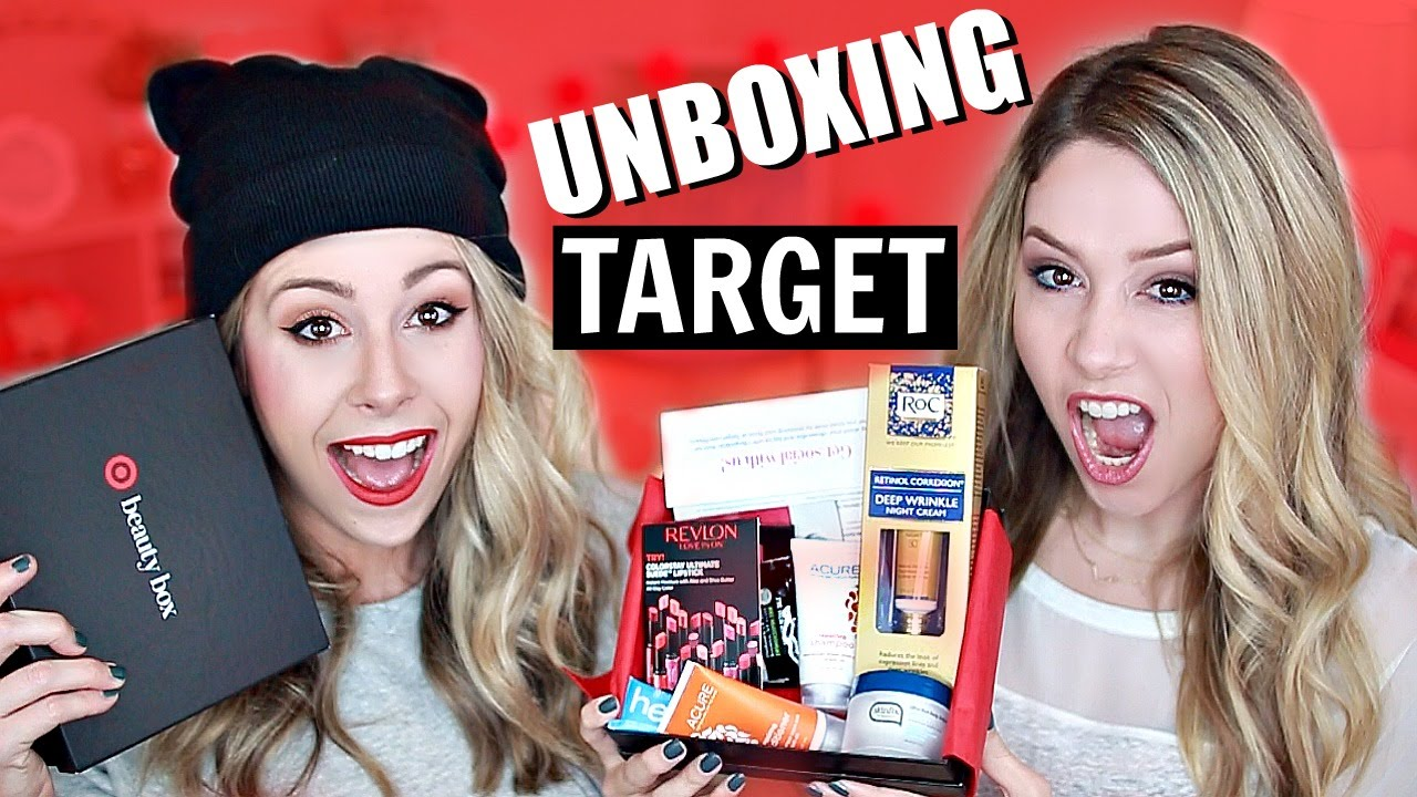 Eleventhgorgeous unboxing popsugar celebrity