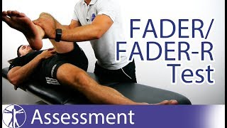 FADER/FADER-R Test | Gluteal Tendinopathy (GTPS)