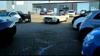 1965 Ford Mustang Convertible solid V8 | VS-import.nl