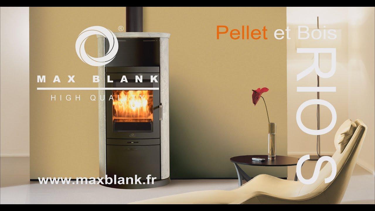 Le Feu De Pellet Sans Electricite Si Beau Youtube
