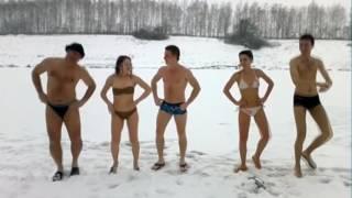 Русская баня или сауна? Видео  ГЕНИАЛЬНЫЙ МОНТАЖ!!! Пародия на