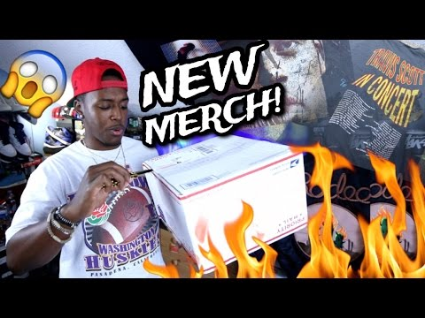 NEW FLAME UNBOXING/PICKUPS FROM TRAVIS SCOTT!