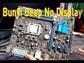 - Solusi Motherboard Bunyi Beep No Display I Fix Eror Bios I Flash Bios Solved
