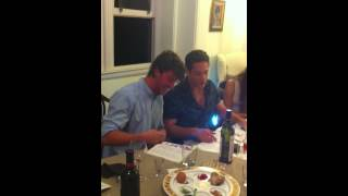 Joel & Sam Rapping Passover Song Chad Gadya (Baby Goat Song)