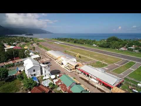 Bandar Udara Haji Hasan Aroeboesman - Ende
