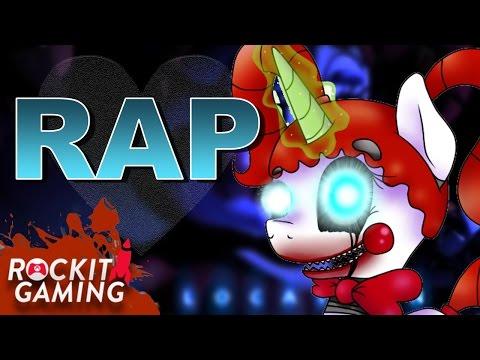 FNAF Sister Location Rap | Purple Heart | Rockit Gaming