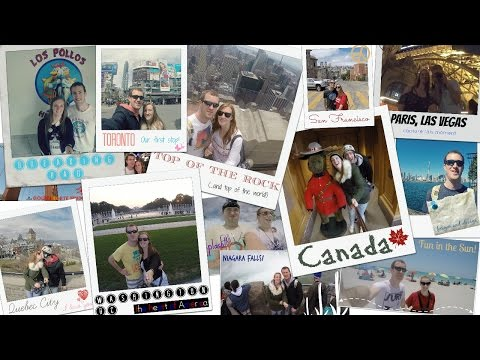 The Trip of a Lifetime North America 2015 - GoPro Hero 4 Silver
