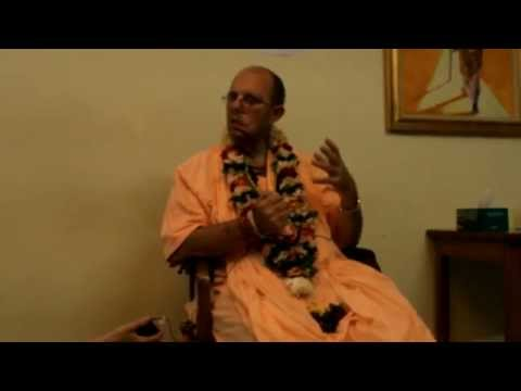 HH Jayapataka Swami Interview on Performing Arts