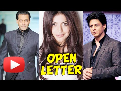 Shahrukh Khan, Salman Khan Recieve Open Letter From Shenaz Treasurywala Mp3
