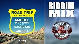 Road Trip Riddim Mix (DJ Guardian) Soca 2016